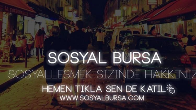 Bursa'ya Özel Sosyal Ağ Sosyal Bursa