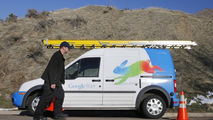 Google Fiber'den Ücretsiz İnternet Hizmeti