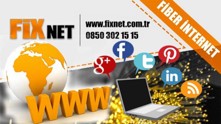 FixNet İnternet'i Test Ettim
