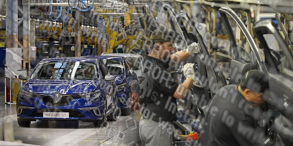 Siber Saldırılar Yüzünden Nissan ve Renault Fabrikaları Zor Durumda