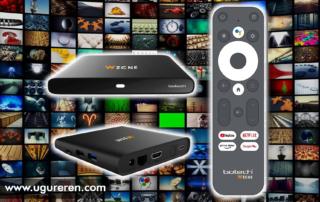 Botech WZONE 4K Android 10 TV Box